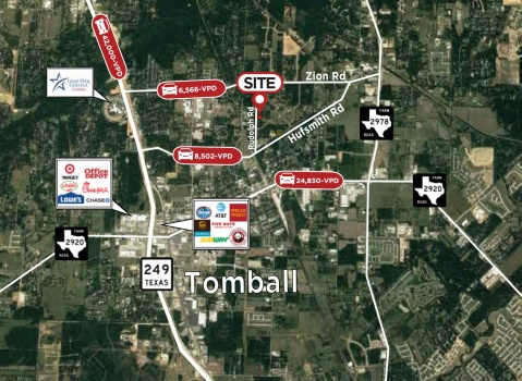 0 Rudolph Rd, Tomball, Texas 77375, ,Land,For Sale,Rudolph Rd,1089