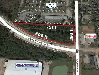 1635 S Cherry St, Tomball, Texas 77375, ,Land,For Sale,S Cherry St,1011