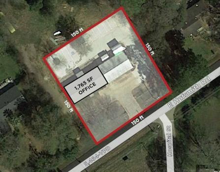 419 E Hufsmith Rd, Tomball, Texas 77375, 4 Rooms Rooms,1 BathroomBathrooms,Office,For Lease,E Hufsmith Rd,1012