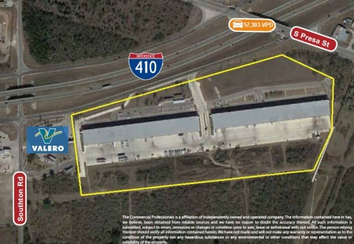 9342 SE Loop 410, San Antonio, Texas 78223, ,1 BathroomBathrooms,Industrial,For Sale or Lease,SE Loop 410,1014