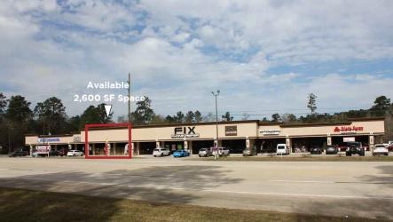 10540 FM 1488, Magnolia, Texas 77354, ,1 BathroomBathrooms,Retail,For Lease,Windcrest Plaza,FM 1488,1027