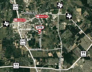 1635 S Cherry St, Tomball, Texas 77375, ,Land,For Sale,S Cherry St,1028