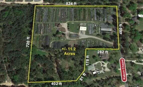 15973 Rabon Chapel Rd, Montgomery, Texas 77316, ,Land,For Sale,Rabon Chapel Rd,1033