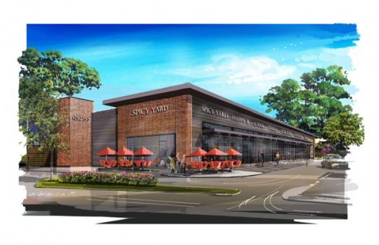 Retail For Lease Durango Creek Plaza, Magnolia, Texas 77354,1000-3000 SF