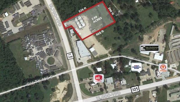 3501 N Loop 336 E, Conroe, Texas 77301, ,2 BathroomsBathrooms,Industrial,For Sale,N Loop 336 E,1042