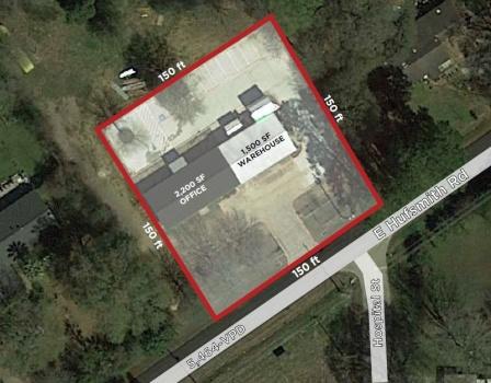 419 E Hufsmith Rd, Tomball, Texas 77375, 4 Rooms Rooms,1 BathroomBathrooms,Industrial,For Sale,E Hufsmith Rd,1062
