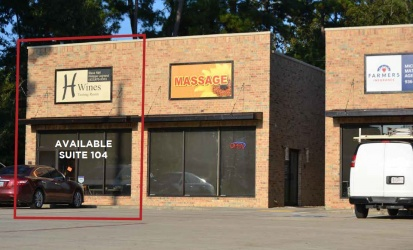 814 Honea Egypt Rd Suite 104, Magnolia, Texas 77354, Office, Retail, For Lease,1063