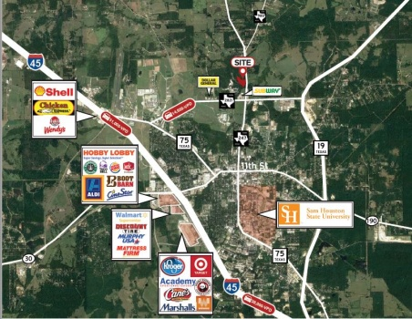153 FM 247, Huntsville, Texas 77320, ,Land,For Sale,FM 247,1067